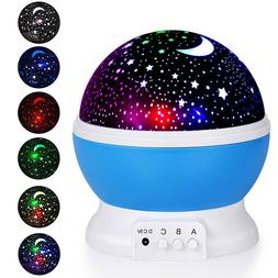 TOYS FOR 2-10 Year Old Kids LED Night Light Star Moon  Const