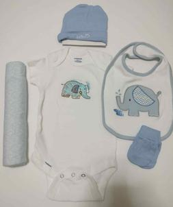 US Baby Boy Clothing 5 pc item set  3-6 months infant bodys