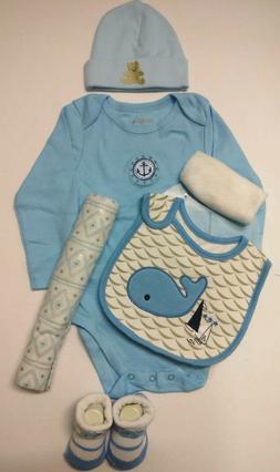 US baby boy clothing 6 piece items set lot  9-12 months inf